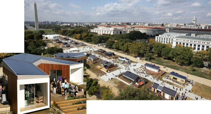 Refract House Solar Decathlon