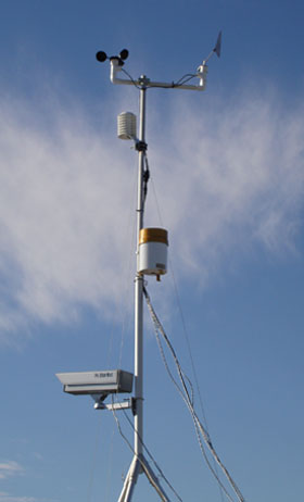 MedEvac Weather Station