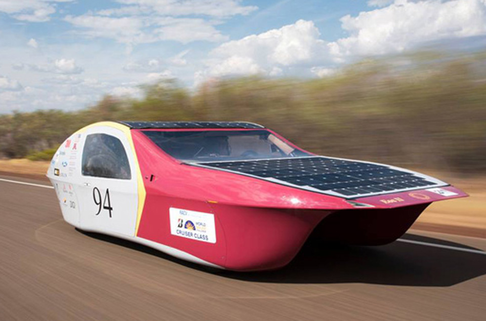 Weather Data Vital For Solar Vehicle Race Columbia