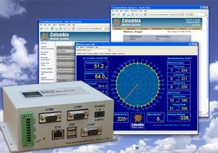 Weather MicroServer