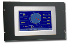 Weather Display Panel Mount