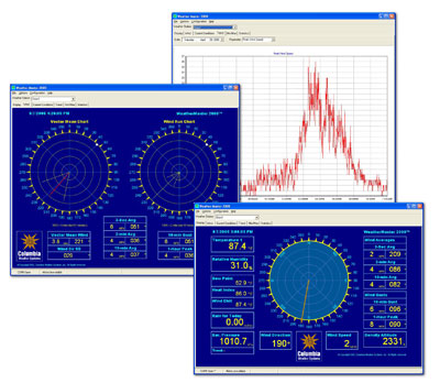 Weather Master Weather Monitoring Software