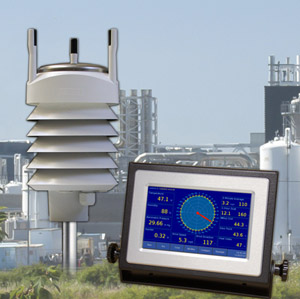 Orion 420 PLC Weather Station