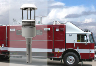 Magellan Vehicle-Mount Weather Station