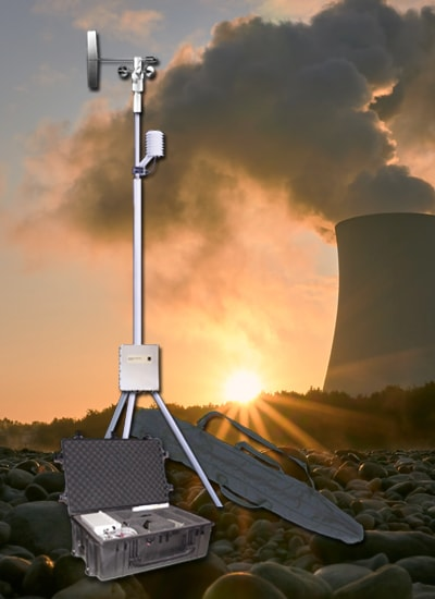 Pegasus FLX Portable Weather Station